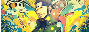 Asuma Sarutobi by SoberDreams