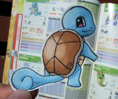 Squirtle by katieshmatie