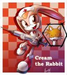 Cream the rabbit by ArchiveN