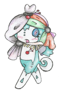 Gypsy Child  (Adoptable) by evilbackpackgirl