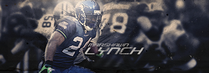 Marshawn Lynch by OldChili