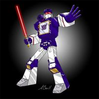 Jedi Soundwave by Rum5000