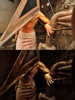 Processing a photoshop silent hill by AnimA89