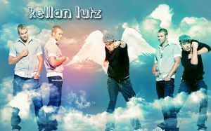 kellan lutz wallpaper by daniedesigns