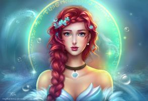 Ariel Princess by TiNyThanhTruc