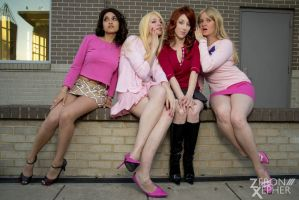 The Plastics - Mean Girls by EveilleCosplay