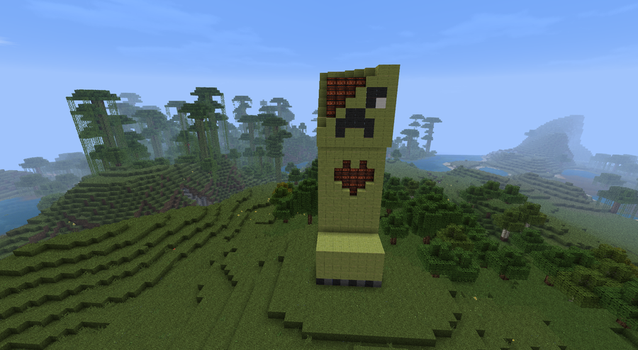 Creeper: what they feel and think. by Dany93900