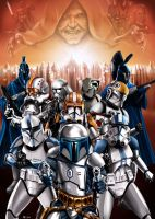 Rise of the Empire by Robert-Shane