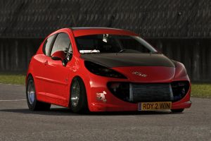 peugeot 207 dragster by justfear