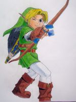 Older Link by Terra-of-the-Forest