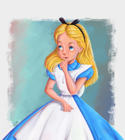 - Alice - by LilyNion