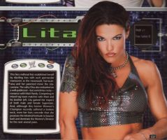 Lita Card by XtremeDivaLovers