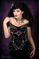 Purple Elegance by la-esmeralda