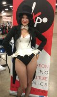 Zatanna cosplayer by TerratheTerrable