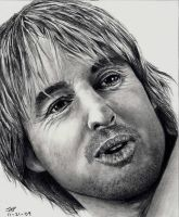 Owen Wilson by Rick-Kills-Pencils