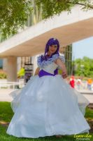 Rarity, twirling by HollyGloha