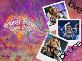 Miley Cyrus Background by smileymileysworld