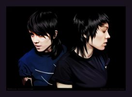 Tegan and Sara - Collab by noapc