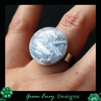 Hollows: Kyanite by green-envy-designs