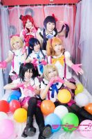 Love Live - School Idols project by wonwon297