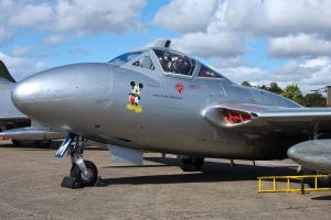 de Havilland Vampire T.55 by Daniel-Wales-Images