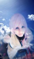 FF13 - Lightning by fal-uh-see