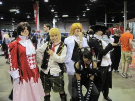 Welcome to Pandora Hearts by lovelylei