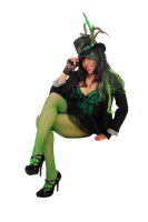 Lady Luck (Pre Cut 2) by MadSDesignz