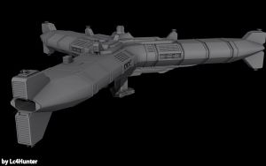 Spacestation WIP 02 by Lc4Hunter