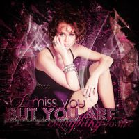 i miss you by JustSparksFly