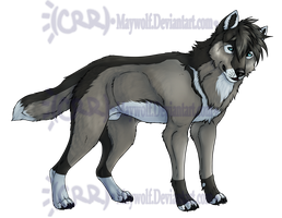 Krisztian1997 Commission by Cloudymayday