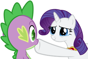 I Know, Spike... I Know. by PsychicWalnut