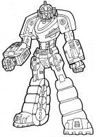 WfC Ice Berg Robot Mode by TRice01