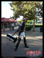 Lavi The Bookman by darkphantomhive