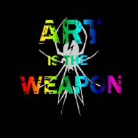 Art Is The Weapon by KobraKid17