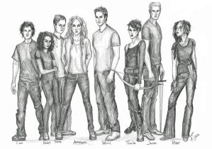 eight demigods
