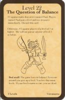 Munchkin CARD by QuestionofBalance
