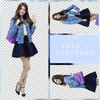 Render Set - 3 PNGs {SNSD's SooYoung} by EXOtic-Shinniee