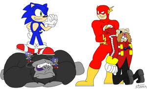 Speedsters by JSGEntertainment