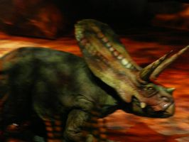 Walking with Dinosaurs 8 by FaeDuSoliel