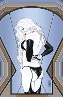 Lady Death Art Deco issue 29 by MDiPascale
