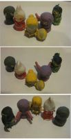Clay champions: series 1 by Pameloo