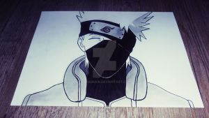 Kakashi by SaraDraw