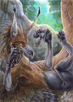 ACEO Snack by Sysirauta