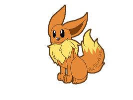 Eevee by FoxMew4044