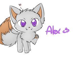 .:Alex.The.Kitsumata:. by SpottedpeIt