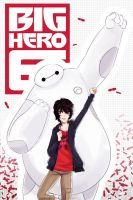 Big Hero 6 by Savamther
