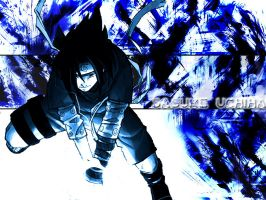 Sasuke Uchiha wallpaper by Duero