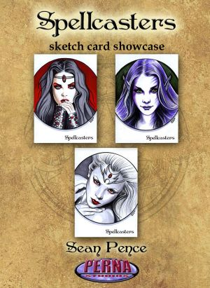 Sean Pence Showcase - Spellcasters