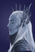Thranduil by PatheticMortal